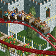 Log Trains RCT2 Icon