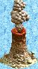 Active Volcanic Vent