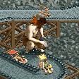 Caveman Cars RCT2 Icon