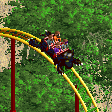 Jaguar Ride RCT2 Icon
