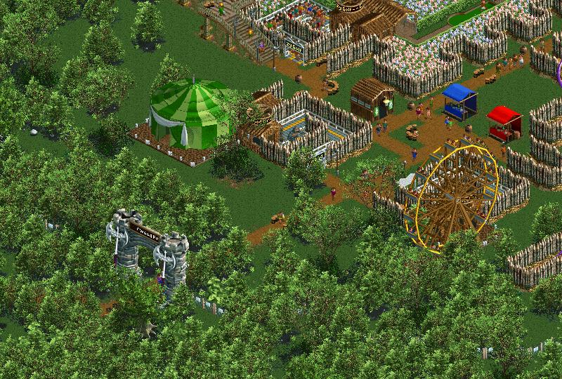Robin Hood | RollerCoaster Tycoon | FANDOM powered by Wikia