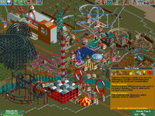 Electric Fields RCT2 2