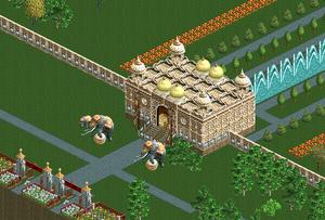Mahara Palace