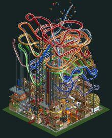 Micro Park High-resolution