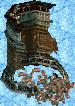 Drab Large Tower Broken Base