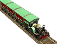 Safari Train RCT3 Icon