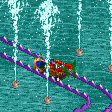 Dhow water ride RCT2 Icon