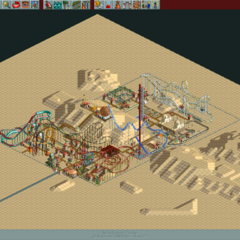 Pacific Pyramids — finished by Hadesengel.
