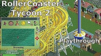 RollerCoaster Tycoon 2 Playthrough