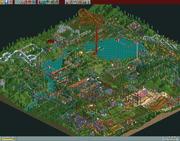 Megaworld Park finished