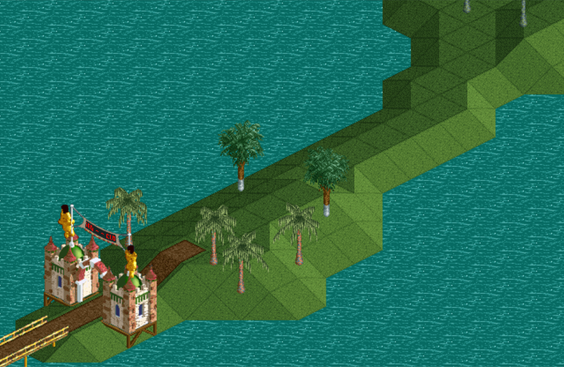 Pleasure Island | RollerCoaster Tycoon | FANDOM powered by Wikia