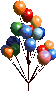 Animated Balloons