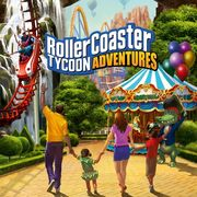 RollerCoaster Tycoon Adventures Icon