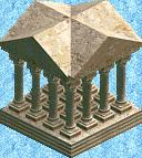 Roman Palace Cross Section 1