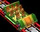 Reverse FreeFall Coaster RCT3 Icon