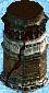 Drab Small Tower Base