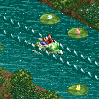 Turtle Water Ride RCT2 Icon