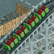Wooden Roller Coaster (reversed) Custom Icon