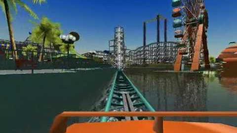 2001 Paradise Pier- RCT3