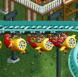 Suspended Swinging Airplane Cars RCT2 Icon