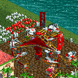 Fighting Kite Ride RCT2 Icon