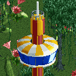 Observation Tower RCT2 Icon