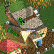 Crooked House RCT2 Icon