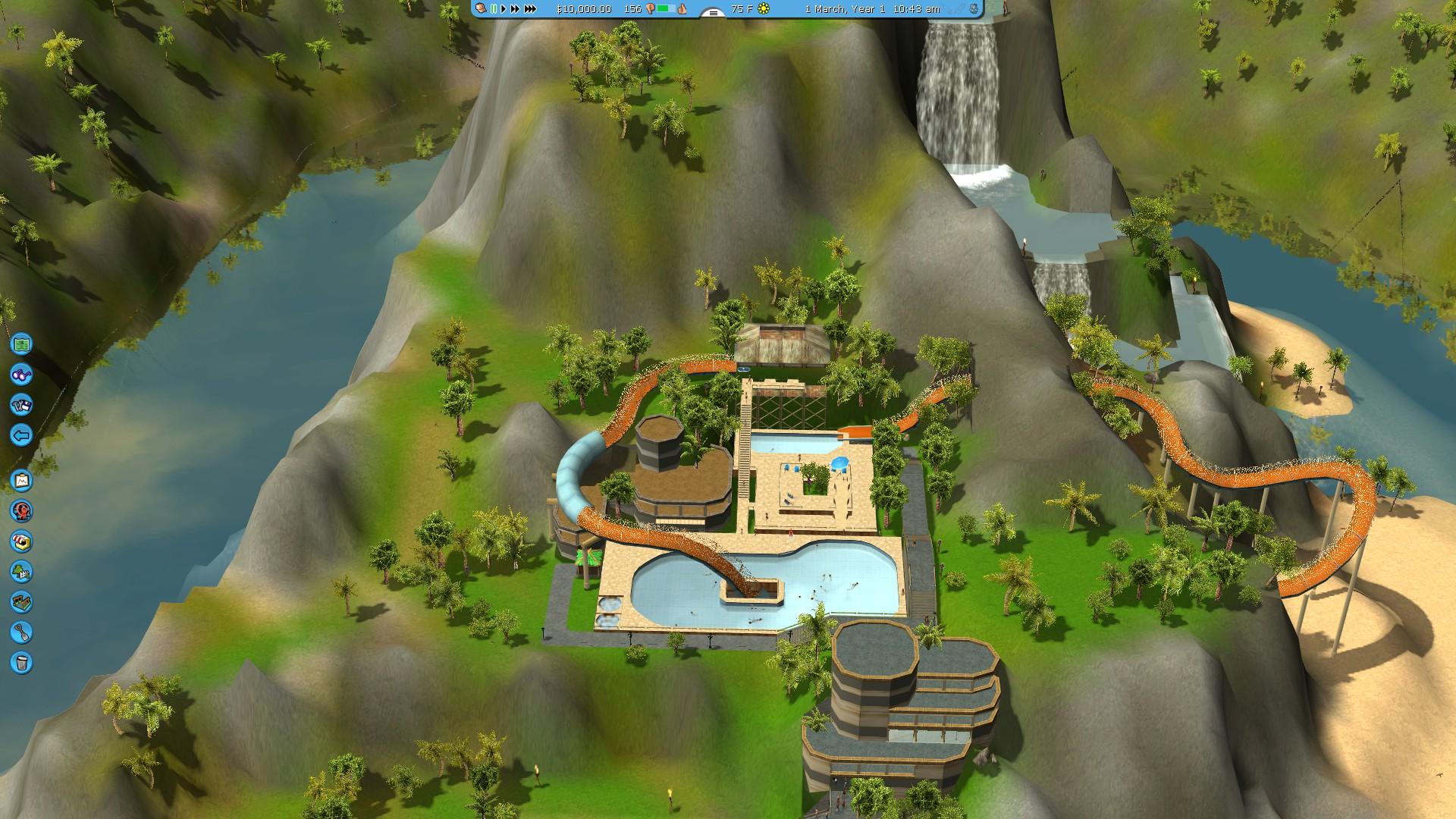 Treasure Island   RollerCoaster Tycoon   FANDOM powered by Wikia