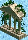 Roman Palace End Piece 2
