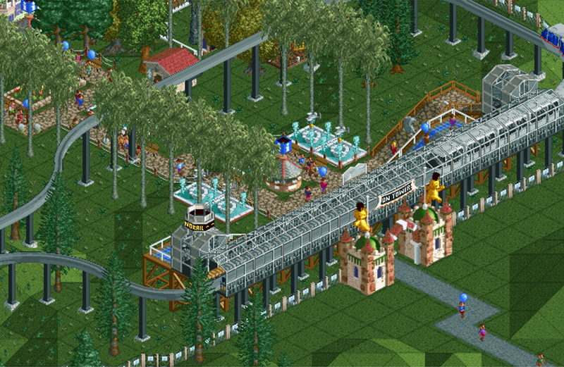 Real Parks | RollerCoaster Tycoon | FANDOM powered by Wikia