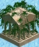 Roman Palace Corner Piece 3