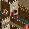 Haunted Mansion Ride RCT2 Icon
