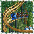 Looping Roller Coaster RCT1 Icon