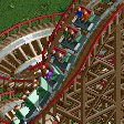Articulated Roller Coaster RCT2 Icon