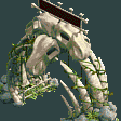 Prehistoric Entrance RCT2 Icon