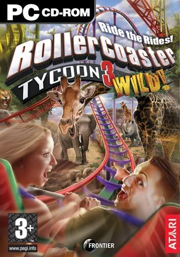 Image - RCT3 Wild! campaing 07 - Insect World.jpg | RollerCoaster ...