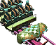Twister Coaster RCT3 Icon