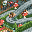 Cheshire Cats RCT2 Icon