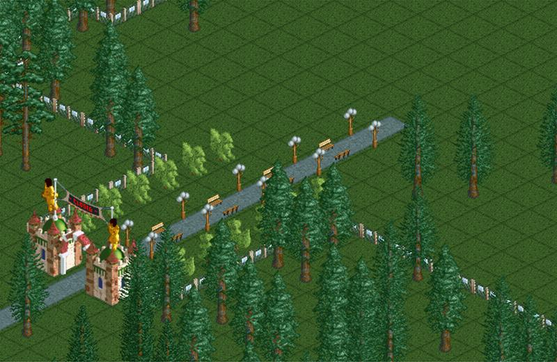 The Complete Scenario List | RollerCoaster Tycoon | FANDOM powered