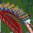 Twister Roller Coaster RCT2 Icon