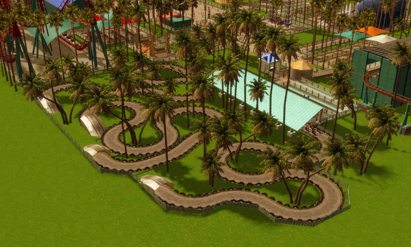 Category:Thrill Rides | RollerCoaster Tycoon | FANDOM