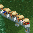 Small Monorail Cars RCT2 Icon