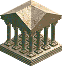 Roman Palace Corner Piece 1
