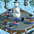 Snow Cups RCT2 Icon
