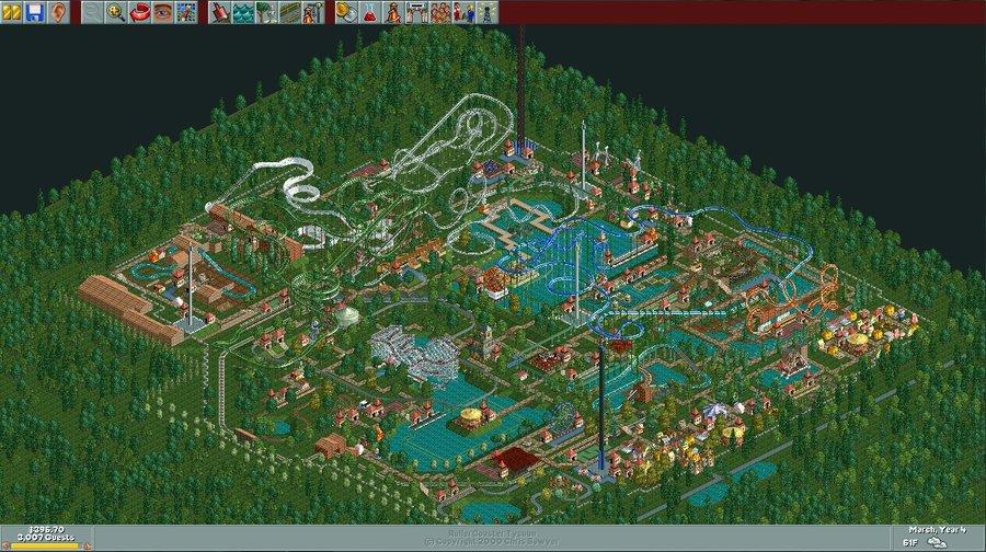Heide-Park/Scenario Guide | RollerCoaster Tycoon | FANDOM powered by