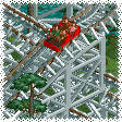 Side-Friction Roller Coaster RCT1 Icon