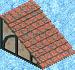 Tudor Roof Piece 4