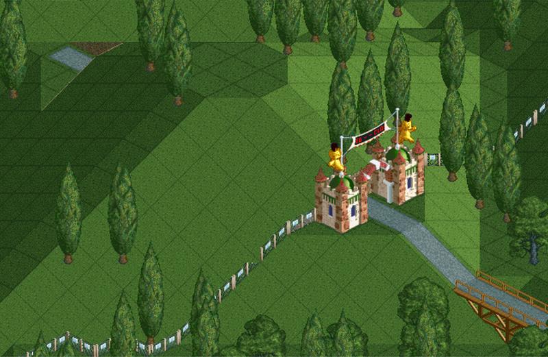 Coaster Crazy | RollerCoaster Tycoon | FANDOM powered by Wikia