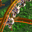 Sloth Ride RCT2 Icon