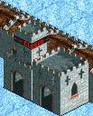 Grey Castle Entrance and Station